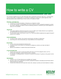 Resume Personal Information Sample by How To Write A Resume Examples