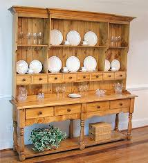 Kitchen Hutch Furniture Farmhouse Hutch Kitchen Furniture Plow Hearth