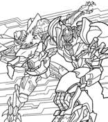 transformers coloring pages free coloring pages