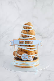 wedding cake surabaya croquembouche 15 la casa pastry best puff surabaya