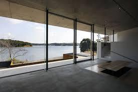Japanese Modern Homes Japanese Beach House Design Contemporary Concrete