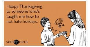 happy thanksgiving friends family turkey thanksgiving ecard