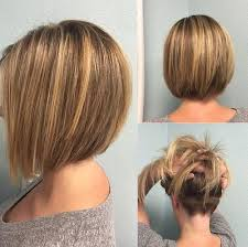 pictures of bob haircuts front and back for curly hair 50 best bob hairstyles for 2017 cute medium bob haircuts for women