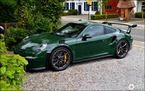 Porsche 991 Gt3 Rs 8 May 2017 Autogespot