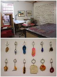 ideas for displaying photos on wall keyring collection display decor with collections pinterest
