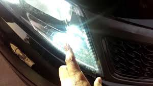 2013 kia optima led fog light bulb kia optima hid lights and switchbacks youtube