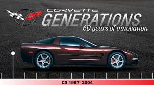 5th generation corvette chevrolet s harlan charles celebrates the c5 generation of