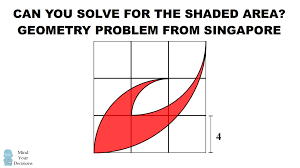 First Grade Geometry Worksheets Can You Solve This 6th Grade Geometry Problem From Singapore The