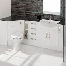 Fitted Bathroom Furniture White Gloss Calypso Chiltern Fitted Bathroom Furniture Tiles Ahead