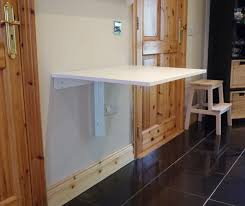 Folding Dining Table Attached To Wall Bills Fold Down Wall Mounted Desk How To Build A Wall Mounted