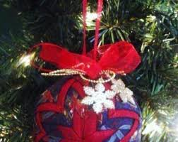quilted ornament tutorial pattern pdf holidays