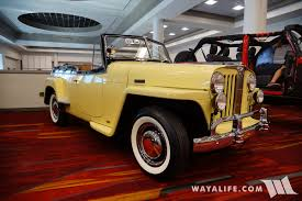 willys jeepster for sale 2016 sema omix ada willys jeepster