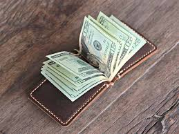 mens travel wallet images Money clip men 39 s travel wallet gifts for men jpg