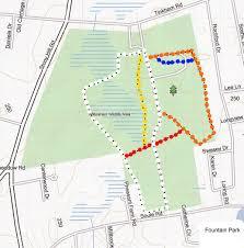Stony Brook Map Wilbraham Ma Official Website Fountain Park
