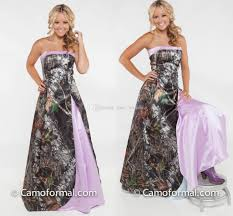 2016 strapless camo prom dresses satin custom made plus size light