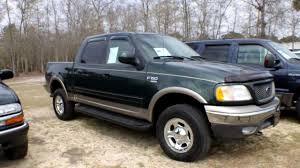 2003 ford f 150 lariat supercrew 4x4 review charleston truck