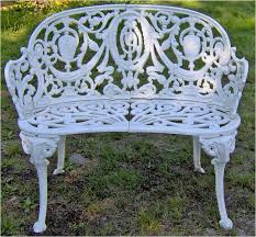 cast iron outdoor table garden furniture cast iron bench new best white wrought iron outdoor