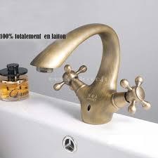 mitigeur cuisine bronze robinet antique robinets lavabo et vasque robinets maison et