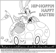 easter coloring pages numbers easter coloring contest