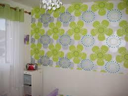 Papier Peint Vert Anis by Papier Peint Chambre Fille Tunisie U2013 Paihhi Com