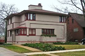 Frank Lloyd Wright Prairie Style by Frank Lloyd Wright System Built House In Beverly Returns Once