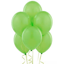 lime green halloween background fresh lime lime green balloons 6 birthdayexpress com