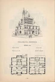 Queen Anne Style House Plans 900 Best Historic Floor Plans Images On Pinterest Vintage Houses