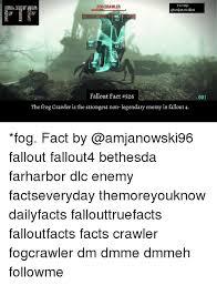 Fact Frog Meme - fact by fog crawler mianowski96 63 65 65 95 95 fallout fact 526