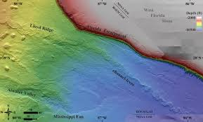 Where Is Mexico On The Map by Boem Northern Gulf Of Mexico Deepwater Bathymetry Grid From 3d