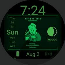 pipboy android pipboy watchface android apps on play
