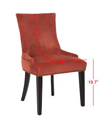 Affordable Upholstered Chairs Chairs Affordable Upholstered Dining Chairs With Nailheads Design