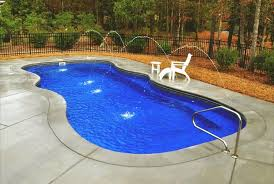 best fiberglass pools review top manufacturers in the market inground swimming pool installation landscape design in