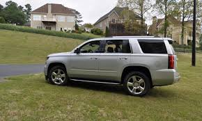 Chevy Tahoe 2014 Interior Road Test Review 2015 Chevrolet Tahoe Ltz 4wd