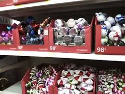 დ the decorations at walmart დ
