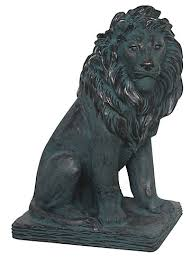 lion statue angelo décor majestic lion statue the home depot canada