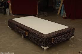 base de madera para cama individual bases cama muebles anuncios mayo clasf