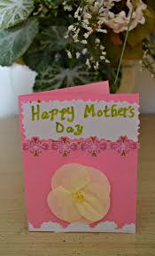 Homemade Mothers Day Cards by Simple Homemade Cards My Fruitful Home