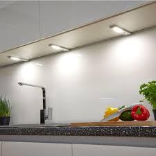 Kitchen Wall Lights Sls Quadra Under Cabinet Light With Sensor
