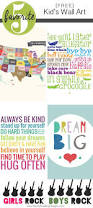 Free Printable Bathroom Art How To Use Kid Wall Art To Decorate A Room Playrooms Kids S And