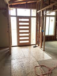 Modern Front Door Withheart Design Dream Do