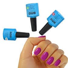 bmg easy application uv gel polish nail color gel polish nail
