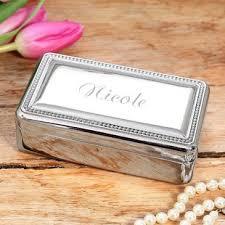 personalized jewelry box personalized jewelry box wayfair