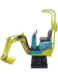 0 5 ton mini excavator u2022 plant tool access and self drive
