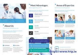 healthcare brochure templates free 20 best brochure design print templates 2018 frip in