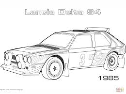 1985 lancia delta s4 coloring page free printable coloring pages