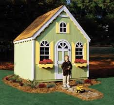 Backyard Play House The Many Health Benefits Of Kids Playing In A Backyard Playhouse