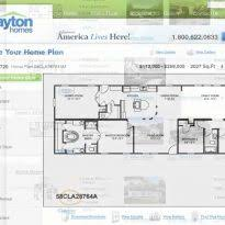 Clayton Manufactured Homes Floor Plans The Suter Prf28683a Clayton Homes Floor Plans Crtable