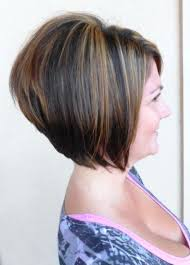 bob haircut with low stacked back shoulder length hair color hairstyles ideas women short stacked bob haircuts back