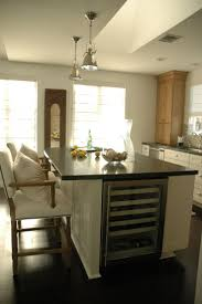 Beach House Kitchens Pinterest by 9 Best Kitchen Island Remodel Wine Fridge Install Images On