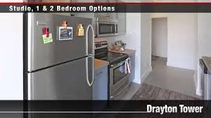 drayton tower savannah ga 31401 apartmentguide com youtube